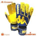 ถุงมือผู้รักษาประตู Kappa รุ่น GV1508BY น้ำเงิน-เหลือง