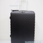 กระเป๋าเดินทาง fiber+abs 16035 ไซส์ 24 นิ้ว ยี่ห้อ Hipolo สีเทาเข้ม ส่งฟรี