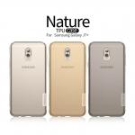 Nillkin เคส Samsung J7 plus , J7 + รุ่น nature tpu
