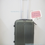 กระเป๋าเดินทาง fiber+abs 15049 ไซส์ 20 นิ้ว ยี่ห้อPolonaise ส่งฟรี