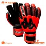 ถุงมือผู้รักษาประตู Kappa รุ่น GV1507RA แดง-ดำ