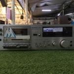 เครื่องเล่นเทป Technics RS-M33G สินค้าไม่พร้อมใช้งาน (ต้องซ่อม)