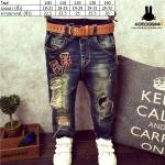 ชุดเด็ก : กางเกงยีนส์สไตล์เกาหลี