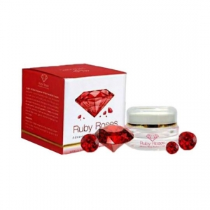 Ruby Roses Cream ครีม รับบี้ โรส ครีมรากหญ้า สลายฝ้า หน้าใส ไร้สิว