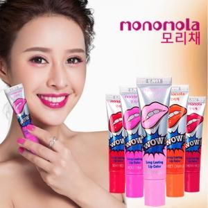 Monomola Long Lasting Lip Color Lip Wow Tatoo ลิปสักปาก ว๊าว สีติดทน สีสวย เรียบเนียน