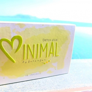 MINIMAL Detox Plus by Falanfon อาหารเสริมดีท็อก แก้ปัญหาดื้อยา ทานยาลดน้ำหนัก ทานวิตามินต่างๆ ทำให้เห็นผลดีขึ้น