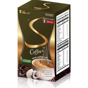 Chame Sye Coffee Plus ชาเม่ ซายน์ คอฟฟี่ พลัส กาแฟลดน้ำหนัก ฉีก ชง ผอม