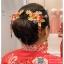 รหัส ปิ่นปักผมจีน : TR044 ขาย ปิ่นปักผมจีน พร้อมส่ง สีทอง เครื่องประดับผมจีน แบบโบราณ เหมาะมากสำหรับใส่ในพิธียกน้ำชา และงานแต่งงานธรรมเนียมจีน พิธีเสียบปิ่น คุณแม่เจ้าสาวจะติดปิ่นทองและทับทิมให้เจ้าสาว แทนคำอวยพร thumbnail 4