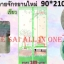 ม่านกันยุงลายจักยาน สีเขียว ขนาด90*210 thumbnail 1