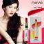 novo Double color Lipstick ลิปสติก Two Tone เนื้อครีมเนียนละเอียด ไล่ระดับโทนสี สวยสไตล์เกาหลี thumbnail 17