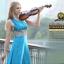 New Christina V08 Violin, High-end Professional Grading Musical instruments 4/4 Matt thumbnail 4