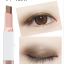 novo Eye Shadow Two Tone Strick อายแชโดว์ ทูโทน แต่งง่าย สวยสไตล์เกาหลี thumbnail 11