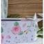 Tin Tissue Box กล่องทิชชู่ งานสังกะสี ขนาดใหญ่ thumbnail 3