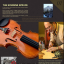 New Christina V08 Violin, High-end Professional Grading Musical instruments 4/4 Matt thumbnail 5