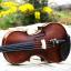 New Christina V08 Violin, High-end Professional Grading Musical instruments 4/4 Matt thumbnail 2