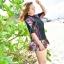 ชุดว่ายน้ำคนอ้วน 6xl เสื้อ +กางเกงกระโปรง รอบอก 40-48 รอบเอว 36-42 สะโพก46-54 นิ้วค่ะ ผ้าดี งานสวยมากค่ะ thumbnail 3