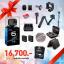 ชุดโปร GoPro HERO 6 Black แบตแท้ 2 ก้อน