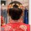 รหัส ปิ่นปักผมจีน : TR044 ขาย ปิ่นปักผมจีน พร้อมส่ง สีทอง เครื่องประดับผมจีน แบบโบราณ เหมาะมากสำหรับใส่ในพิธียกน้ำชา และงานแต่งงานธรรมเนียมจีน พิธีเสียบปิ่น คุณแม่เจ้าสาวจะติดปิ่นทองและทับทิมให้เจ้าสาว แทนคำอวยพร thumbnail 2