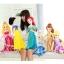 ของเล่นเด็ก : ตุ๊กตาเหล่าเจ้าหญิง ไซส์ 65 ซม.