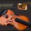 New Christina V08 Violin, High-end Professional Grading Musical instruments 4/4 Matt thumbnail 7