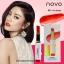 novo Double color Lipstick ลิปสติก Two Tone เนื้อครีมเนียนละเอียด ไล่ระดับโทนสี สวยสไตล์เกาหลี thumbnail 19