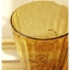 Glass Vase แจกันแก้วทรงกระบอก สีชา thumbnail 3