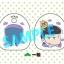 Toy'sworks Collection Niiten-gomu! Clip - Osomatsu-san 10Pack BOX(Pre-order) thumbnail 5