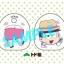 Toy'sworks Collection Niiten-gomu! Clip - Osomatsu-san 10Pack BOX(Pre-order) thumbnail 7