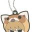 Rubber Mascot Gintama Hata-ouji no Animal Paradise 6Pack BOX(Pre-order) thumbnail 4