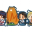 Kuma Miko: Girl Meets Bear - Rubber Strap(Pre-order) thumbnail 1