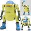 35 Mechatro WeGo Deluxe Yellowish Green(Pre-order) thumbnail 1