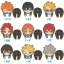 Ensemble Stars! - Nokkari Rubber Clip vol.1 9Pack BOX(Pre-order) thumbnail 1