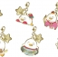 Metal Charm Collection - Gintama Elizabeth no 12 Seiza Uranai Chap.2 Moikkai Saint Elly 8Pack BOX(Pre-order) thumbnail 1