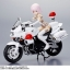 1/12 Complete Motorcycle Model CB1300P (WHITE)(Back-order) thumbnail 7