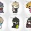 [Bonus] Eformed Mekakucity Actors - PajaChara Rubber Strap Collection Vol.2 6Pack BOX(Pre-order) thumbnail 1
