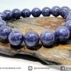 สร้อยหินไพลิน (Blue Sapphire) เกรด A ขนาด 11mm.