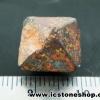 ▽แมกนีไทต์-magnetite แร่แม่เหล็กธรรมชาติ (5.4g)