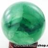 ▽ฟลูออไรต์ (Fluorite) ทรงบอล หินทรงกลม 4 cm