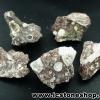 ▽ชาบาไซท์ (chabazite) New Mexico 5 ชิ้น (62g)