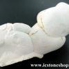 ▽หินเทพธิดา Menalite (Goddess stone) หินของการเจริญเติบโต (69g)