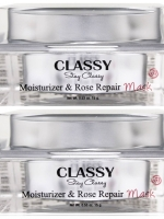 Moisturizer & Rose Repair Mask 2 กล่อง แถมฟรีสบู่ 2 ก้อน