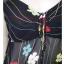 """jp3177-เสื้อแฟชั่น ชีฟอง สีดำ """"อก 32-34 นิ้ว"""" thumbnail 4"""