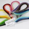 กระดาษ 3 mm set 6 packs 36 สี 720 เส้น (6 packs 36 colors 720 Strips)