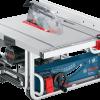 Bosch GTS10J Portable Table Saw - โต๊ะเลื่อยแบบเคลื่อนย้ายได้สะดวก