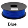 เส้นพลาสติค PLA สี BLUE ขนาด 1.75 มม. ขนาด 1 กก. (1.75mm PLA filament-1kg.)