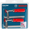 Bosch FSN SZW (G-clamps) Professional (ชุดแคล้มสำหรับรางเลื่อยราง FSN)