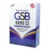 LS Celeb GSB Haru S3 จีเอสบี ฮารุ เอสสาม ผอม ขาว อึ๋ม 3in1 1 กล่อง (30 แคปซูล)