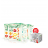 Fiberlax (ไฟเบอร์แล็กซ์) 3 กล่อง P-prosrim Coffee Plus 1 กล่อง