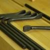 """14"""" Standard Forged Holdfast - เหล็กแคล้มป์ยึดไม้อเนกประสงค์ขนาดมาตรฐาน สำหรับโต๊ะงานไม้"""