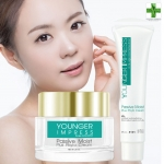 Younger Impress - Passive Moist Plus Phyto Cream 20 g. (แพ็คคู่)